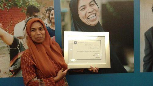 Kisah Wanita Tangguh Layani Ibu Hamil di Pelosok Sulsel