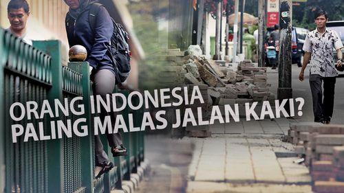 Rahasia Awet Muda Nenek Rohaya, Alasan Orang Jakarta Malas Jalan Kaki 1