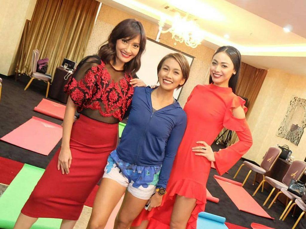Foto: Pesona Artika, Miss Universe Indonesia yang Makin Awet Muda di Usia 37