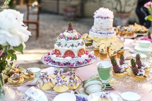 Ini 8 Cake Pengantin Cantik dan Elegan yang Sedang Tren (2)