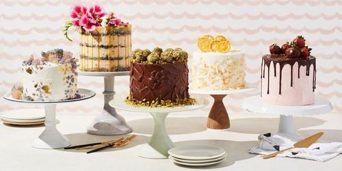Ini 8 Cake Pengantin Cantik dan Elegan yang Sedang Tren (1)