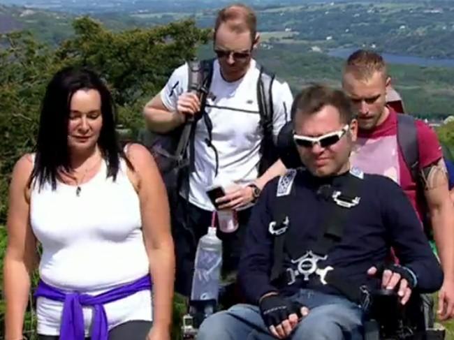 Potret Perjuangan Para Penyandang Disabilitas Taklukkan Tantangan Fisiknya