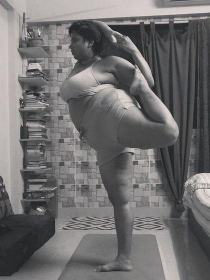 Inspiratif! Wanita Ini Buktikan Gemuk Bukan Alasan Untuk Malas Olahraga