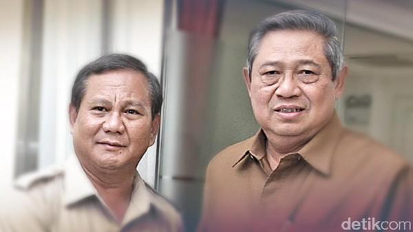 Konsolidasi Prabowo & SBY