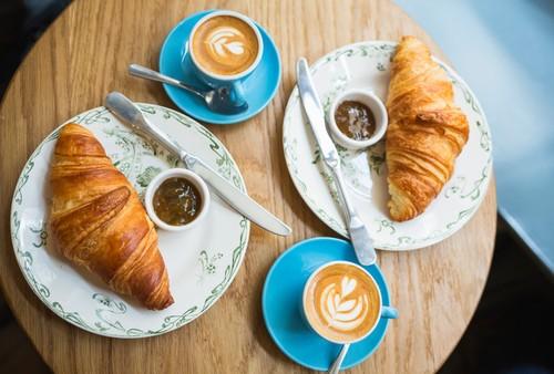 Renyah Gurih Croissant Aneka Isian yang Populer untuk Menu Brunch