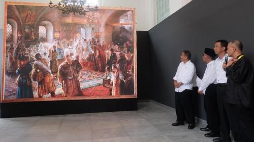Pameran Lukisan Koleksi Istana Kepresidenan