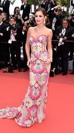Foto: Pesona Cheryl, Kekasih Liam Payne Tampil Anggun dalam Gaun Malam