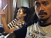 Berserta sang istri Mieke Amalia, Tora Sudiro ditangkap karena kepemiliki 30 butir Dumolid. Kepada polisi, Tora menuturkan bahwa dia tidak mengetahui bahwa Dumolid masuk golongan psikotropika. Alasan mereka mengonsumsinya karena kesulitan untuk tidur. (Foto: Dok. Instagram/t_orasudi_ro)