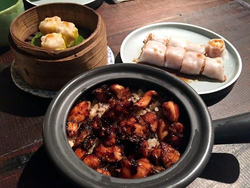 Ling Ling: Sedapnya Claypot Rice dan Cheung Fan Gaya Oriental