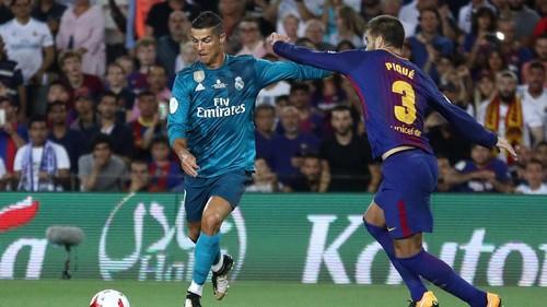 Piala Super Spanyol: Barcelona vs Madrid
