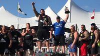 Ia juga pernah mendapatkan posisi pertama di kompetisi Arnold's Pro Strongman di Warwick, Kanada, pada Juli tahun ini. (Foto: Instagram @thorbjornsson)