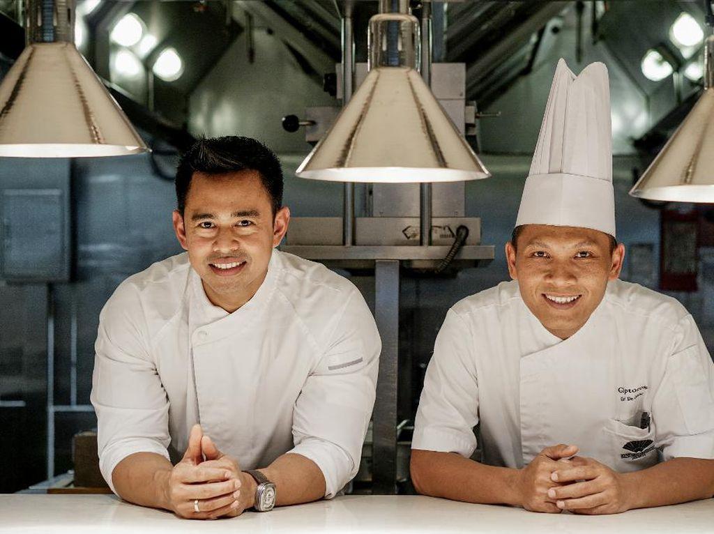 Cicipi Racikan Nasi Hijau dan Iga Panggang dari Chef Fernando di Cinnamon