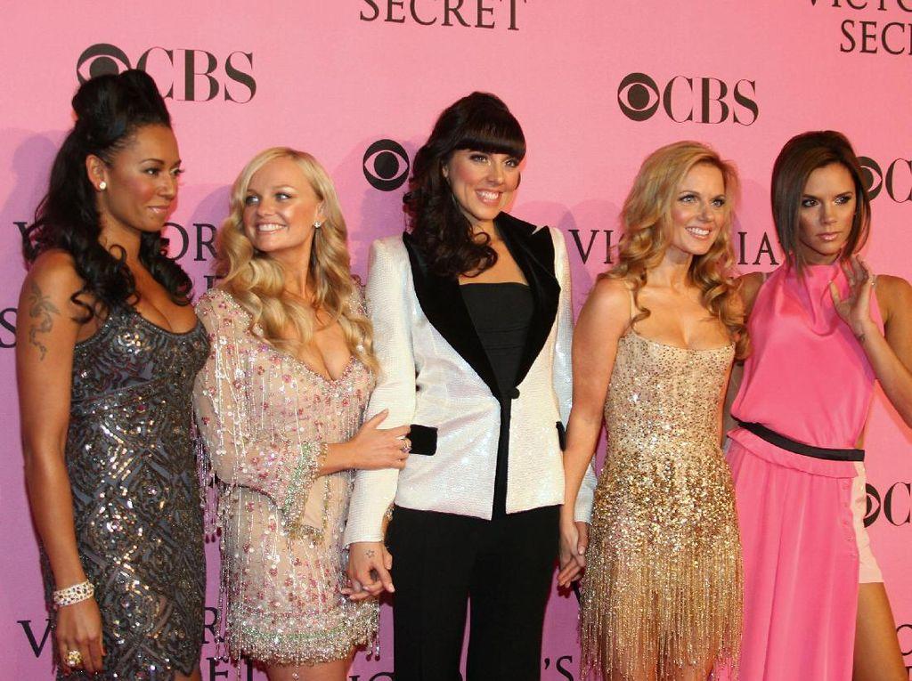 Foto: Transformasi Penampilan Spice Girls Dulu dan Sekarang, Siapa Favoritmu?