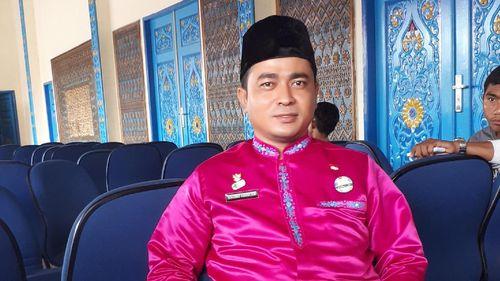 Mengenal Sosok Rahmad Hidayat, Pelopor Anti Merokok dalam Rumah di Riau 1