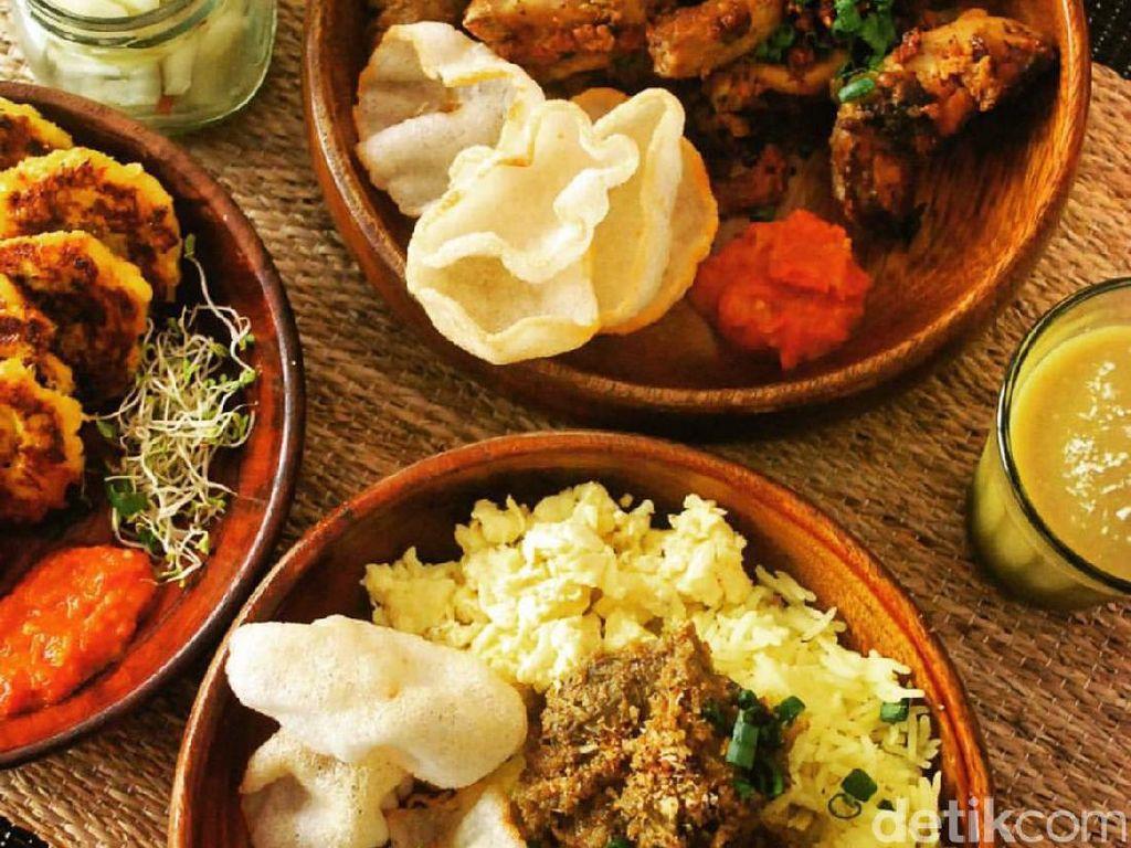 Nyuus! Gurihnya Kambing Bakar dan Dendeng Balado di Restoran Milik Bos First Travel di London