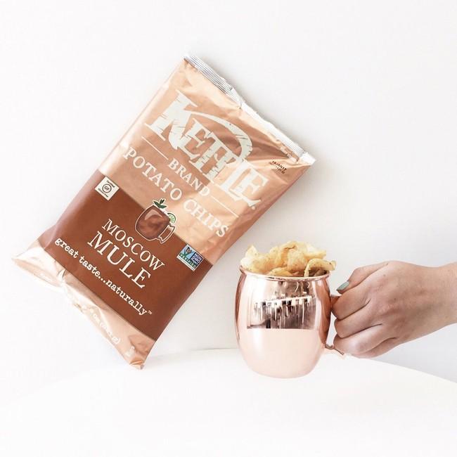 Kres..kres! 10 Potato Chips Unik Ini Dibuat dari Acar, Kalkun hingga Telur Asin