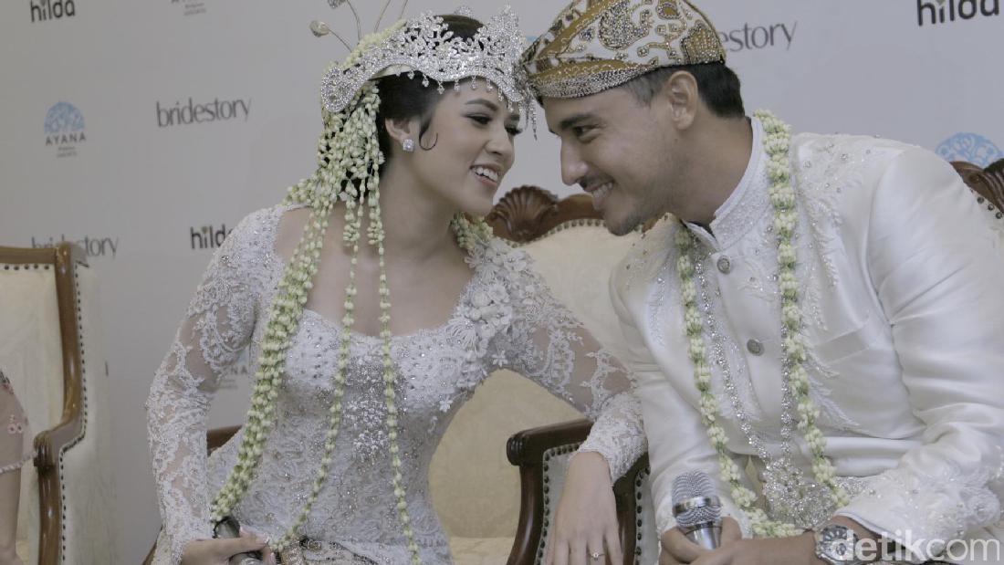 Pernikahan Raisa dan Hamish Daud