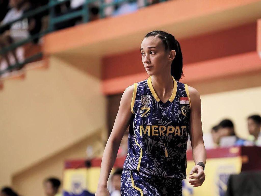 Foto: Pesona 6 Pebasket Wanita Cantik di Indonesia