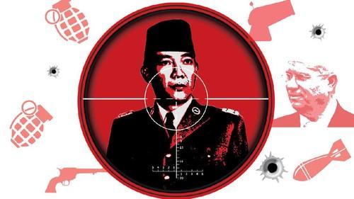 CIA Di Balik Jatuhnya Sukarno