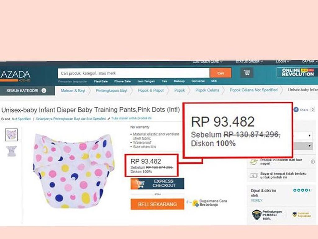 20 Produk Aneh Ini Dijual di Online Shop, Bikin Ngakak Hingga Geleng Kepala