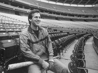 Pemain baseball lawas Nick Esasky punya sejarah karir yang cukup memprihatinkan. Ia harus pensiun dini setelah hanya bermain 9 kali untuk tim Atlanta Braves akibat vertigo parah yang bersumber dari infeksi telinga. (Foto: Gettyimages)