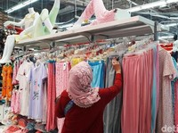 Diskon Hingga 50% untuk Produk Fashion di Transmart dan Carrefour