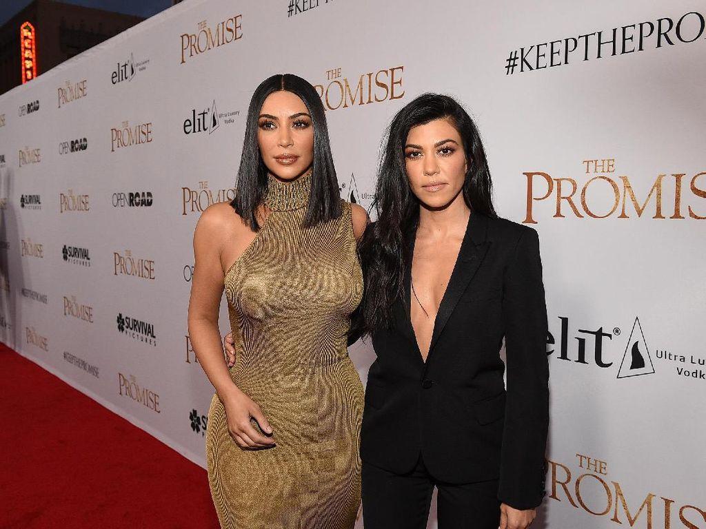 Duh, Kardashian Bersaudara Dituntut Bos Perusahaan Kecantikan Rp 426 M