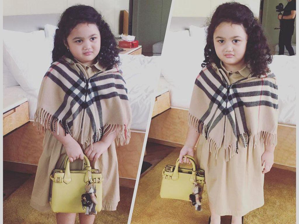Foto: 7 Koleksi Tas Mewah Amora Lemos, Putri KD yang Mencapai Rp 300 Juta