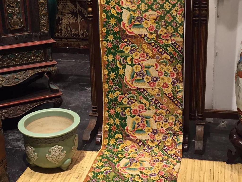 Foto: Terpikat Koleksi Batik Kuno dari Tahun 1800-an