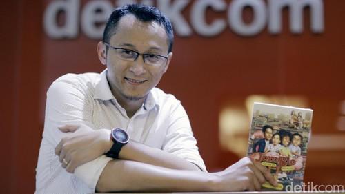 Ngobrol dengan Penulis Novel 'Jomblo' Reboot