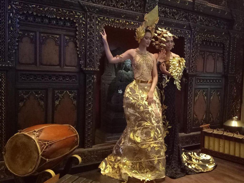 Diana Putri Akan Bawa Busana Srikandi ke Los Angeles Fashion Week