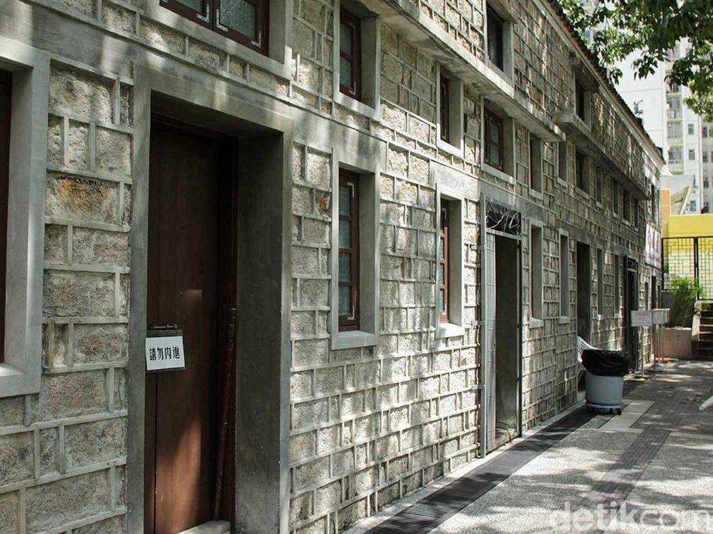 Foto: Rumah Mungil yang Dulu Berpenghuni 40 Orang
